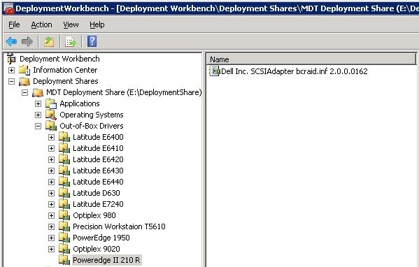 SOLUTION] Microsoft Deployment Toolkit 2013 Error Deploying