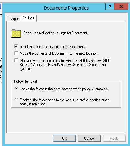 Gpupdate Not Updating Folder Redirection Windows