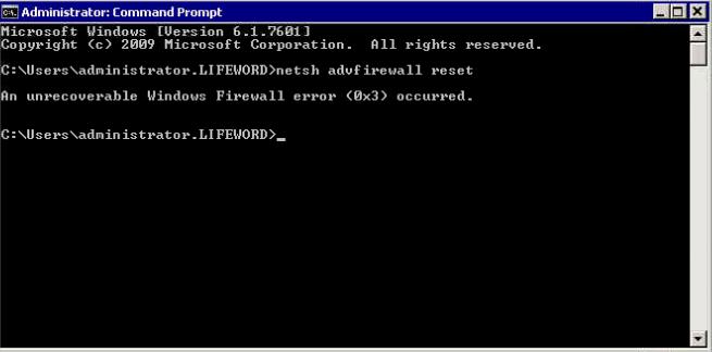 CMD Screenshot