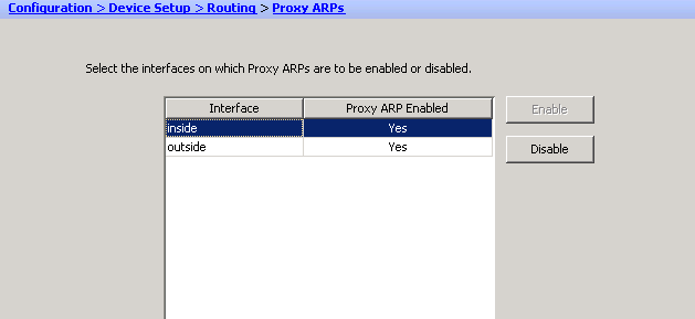 proxyarp