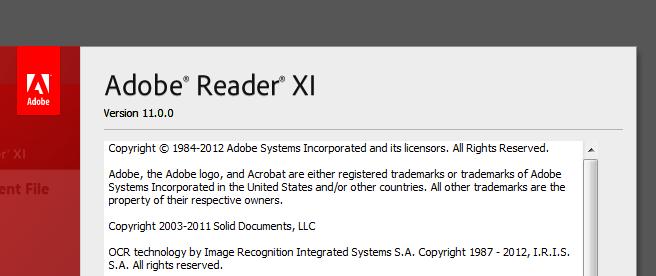 Update AcrobatReader 11 0 06 by SCCM 2012
