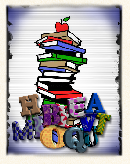 Books letters
