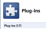 Chrome about-plugins