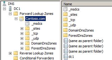 _msdcs delegation to be deleted from domain.local zone if exists