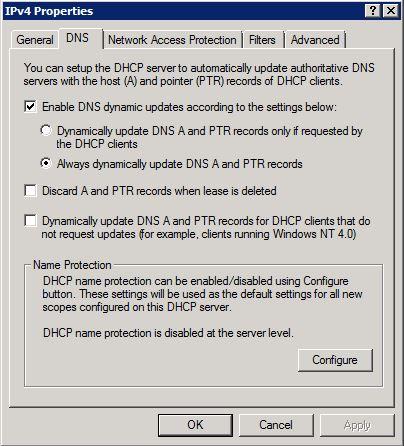IPV4 Properites
