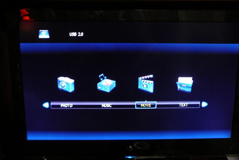 USB Pen Drive straight into TV