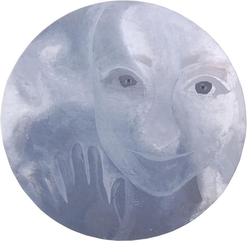 circular image cut out