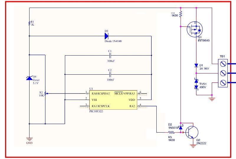 PIC Oscillator