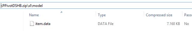 .data file