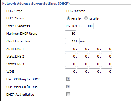 PXE deployment in home network