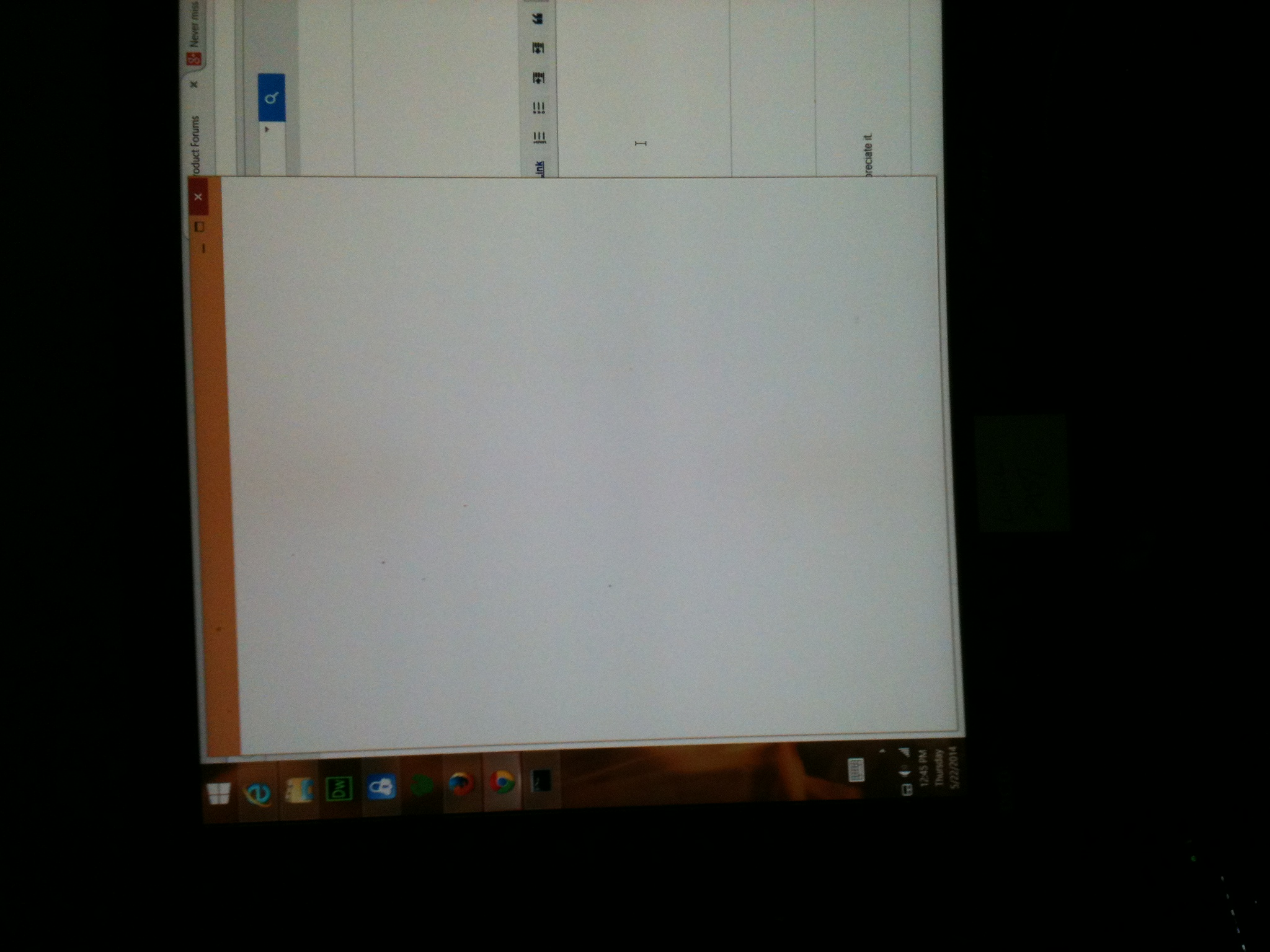 Google Chrome Will Not Load - WHITE SCREEN OF DEATH