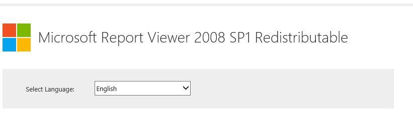 microsoft redistributable 2008 sp1