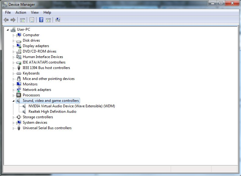 nvidia virtual audio device download