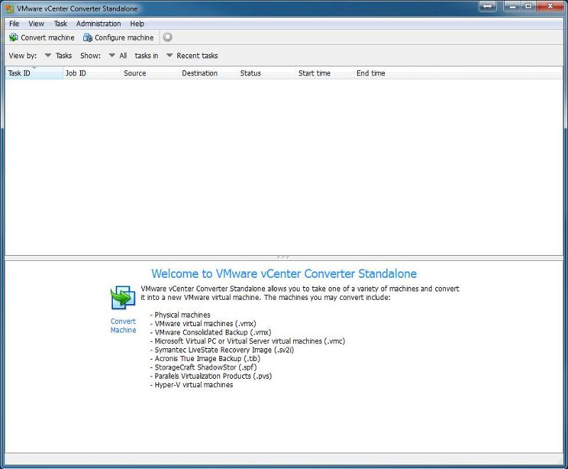 VMware vCenter Converter Standalone 5.5.2 - OpenSSL fix version
