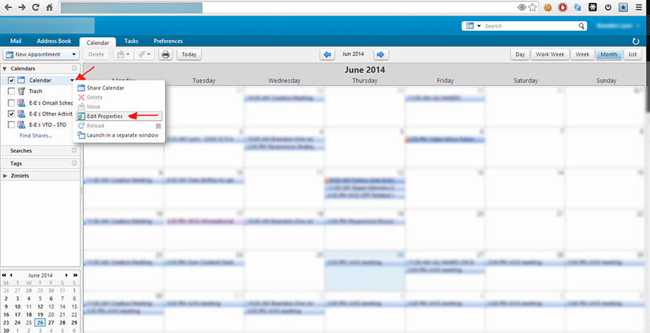 How to Sync Zimbra Calendars with Android – Help Center