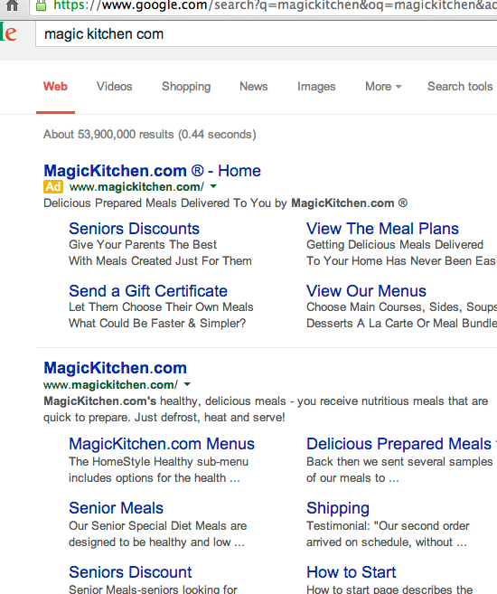 magic kitchen com