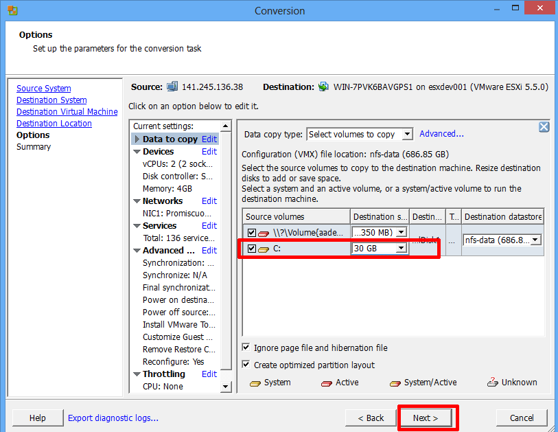 HOW TO: Shrink or Reduce a VMware Virtual Machine Disk (VMDK