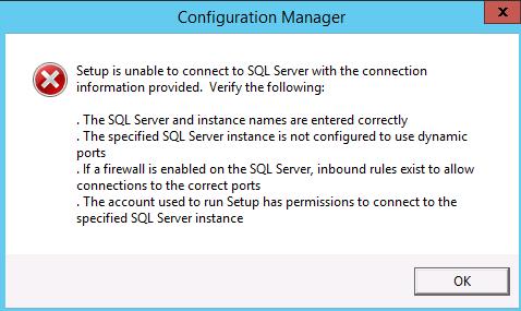 SQL 2012 R2