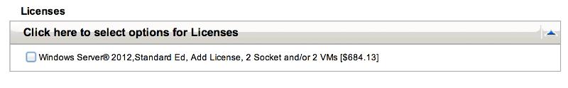 Dell Licensing for VM's