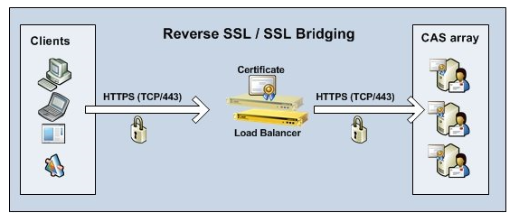 SSL Bridging