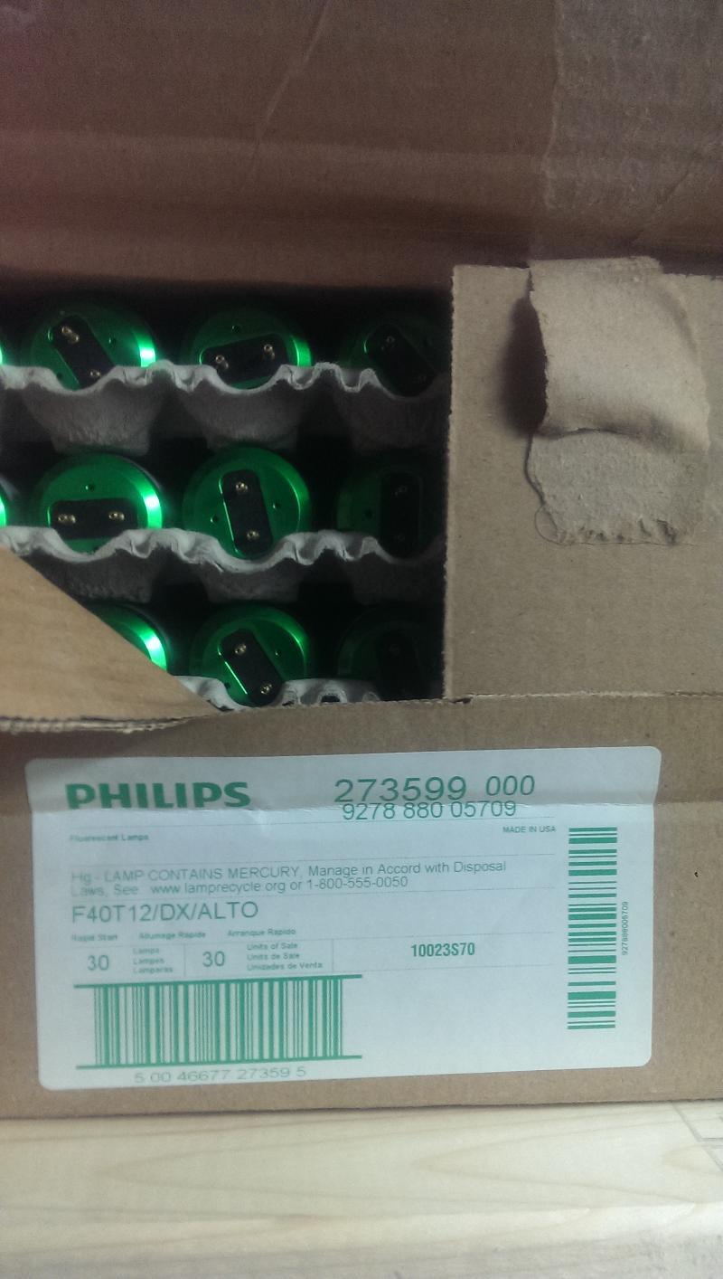40W T12 Philips