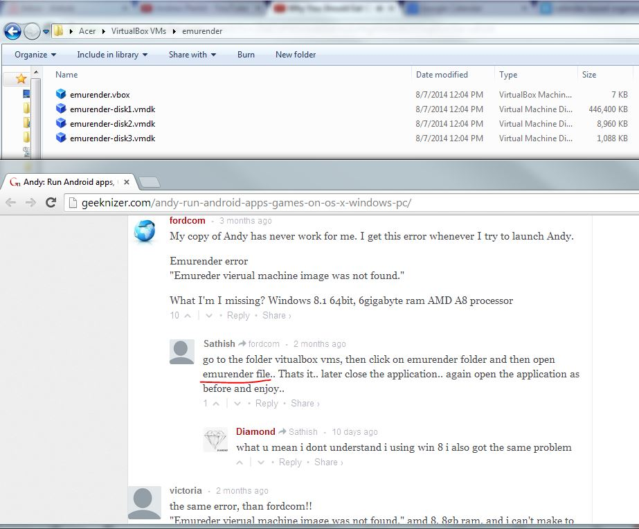 andyroid andy android emulator for windows can not install