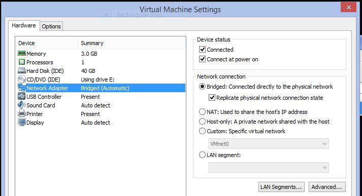 vmware guest can't ping host, can ping all other network ... Vmware Ping