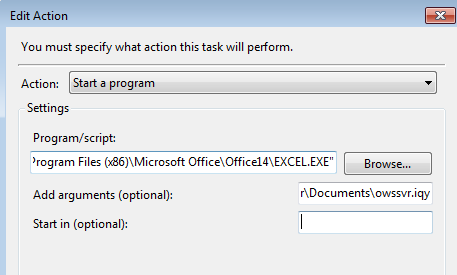 Download excel from SP