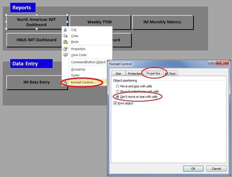 ActiveX control - Format Control