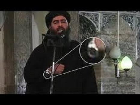 Al-Baghdadi watch