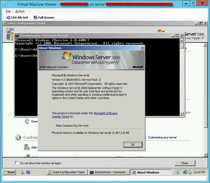 The Windows Version