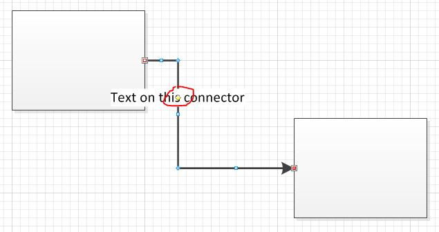 text control handle