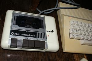 Commodore C64 drive