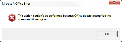 SharePoint 2013 Designer Error