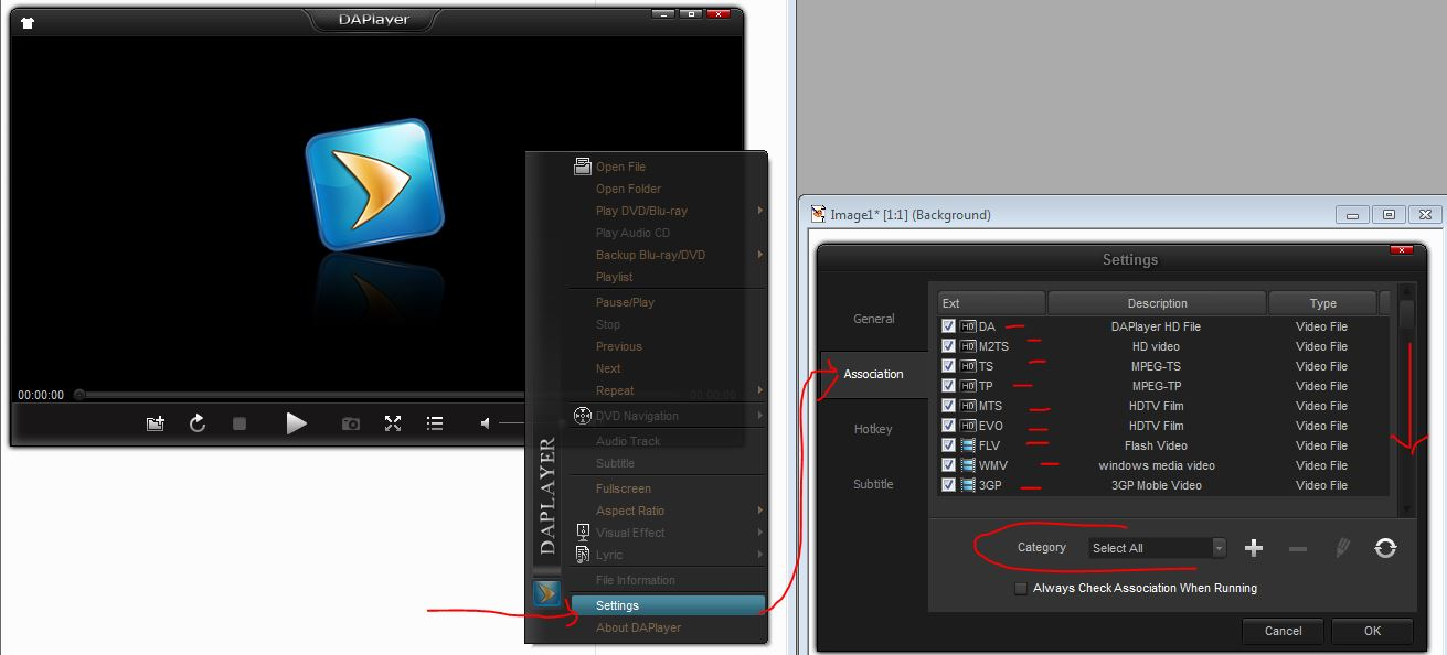 why can't Windows Media Player in Windows 8 1 play back a movie on DVD?