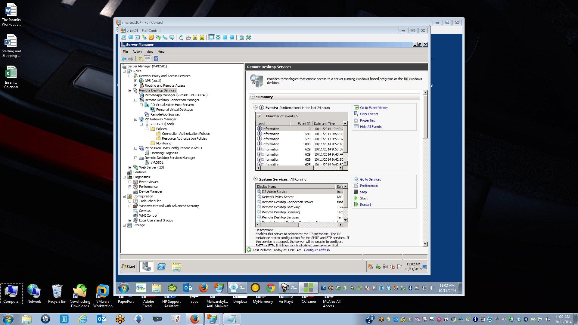 Deploying peruser file type associations FTAs on XenApp