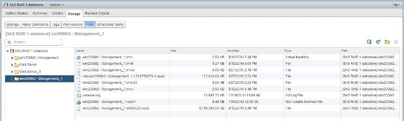 VM (Second folder)