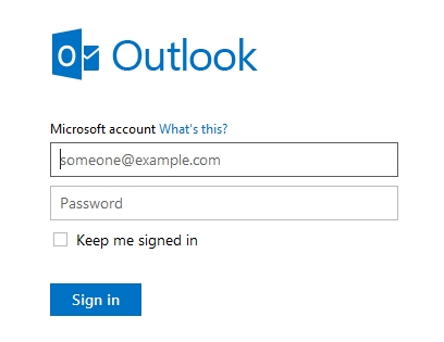 hotmail-com shows this
