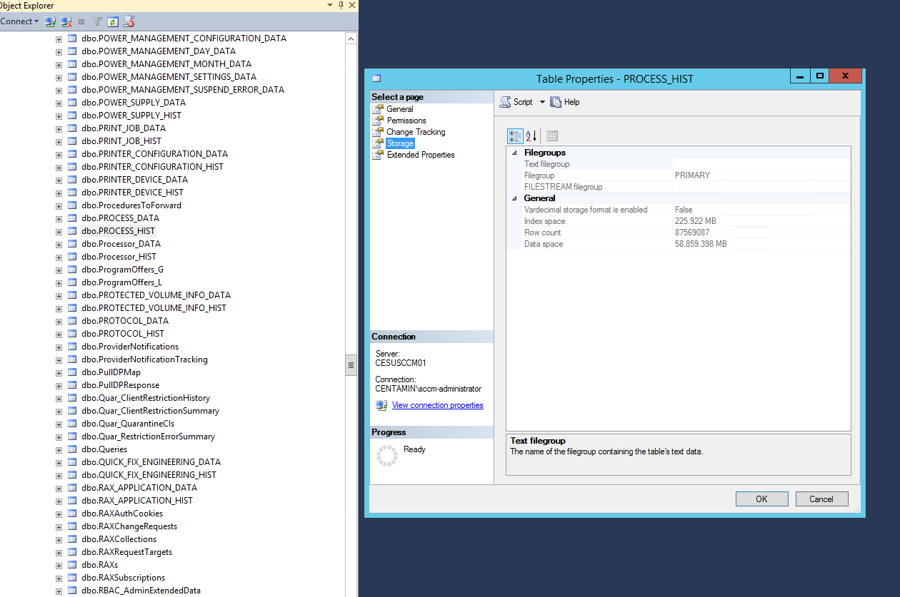 Sccm 2012 R2 Database Growing