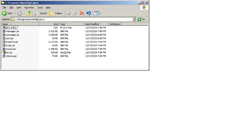Java Folder