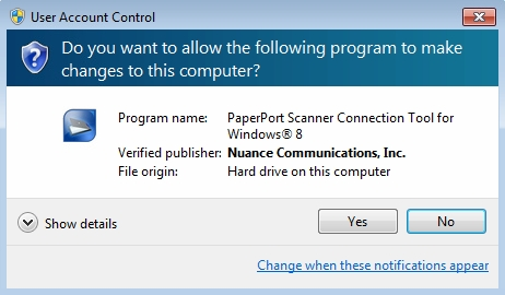 PaperPort 14 Scanner Connection Tool - Fix Scanning Problems