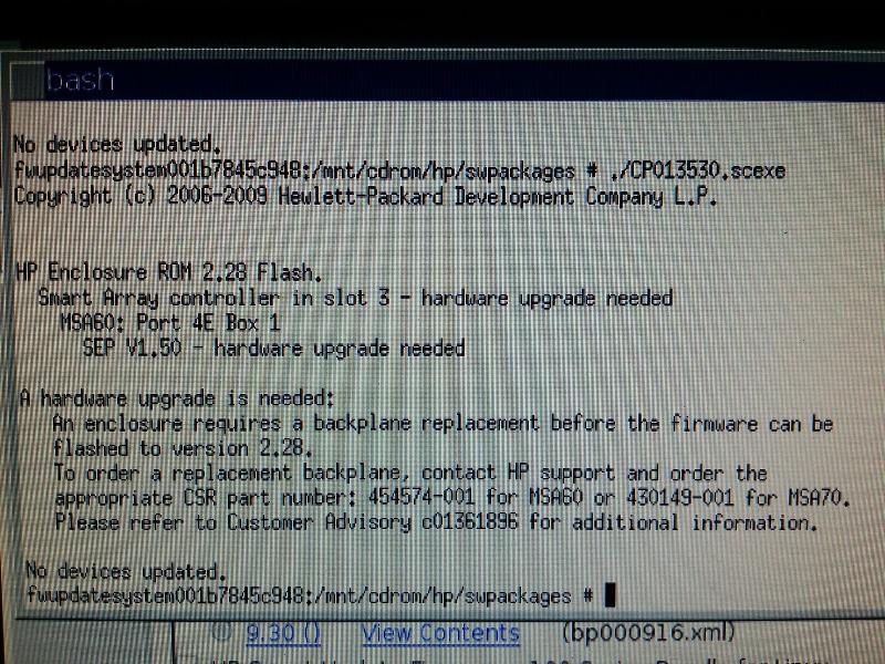 MSA60 firmware feedback
