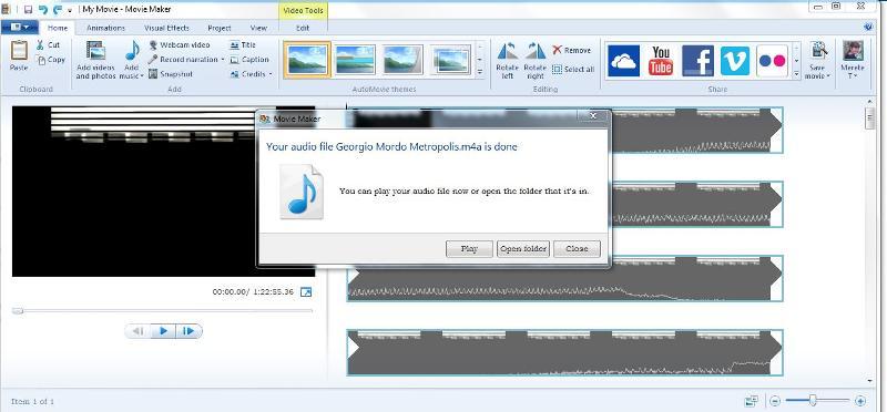 Georgio Moroder Metropolis audio track