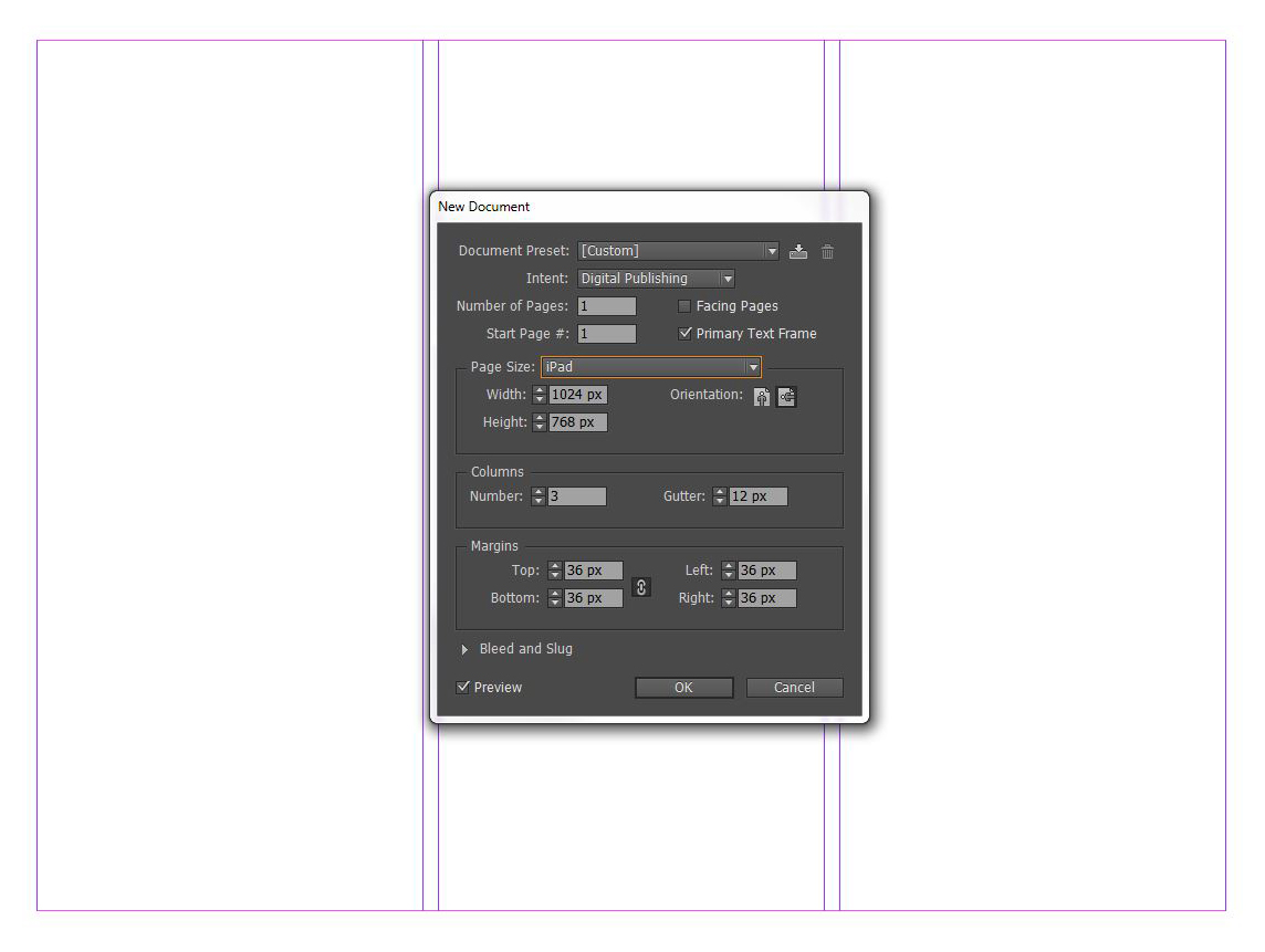 Creating an Interactive PDF using the Digital Publishing
