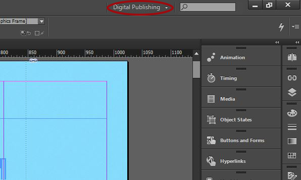 Creating an Interactive PDF using the Digital Publishing Suite in