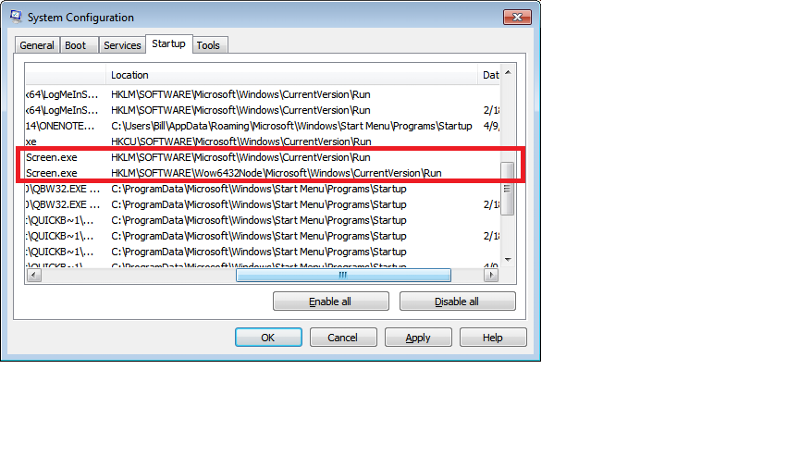 File Details 3 in MSCONFIG
