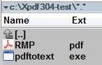 test folder