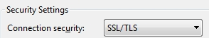 Thunderbird SSL-TLS