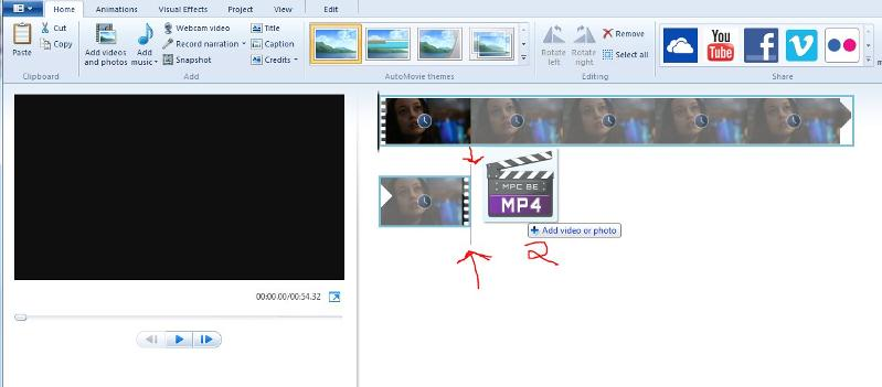 add video two