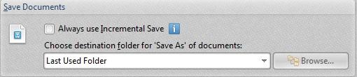 PDF-XChange Editor Save As